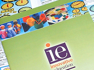 International Trade catalogue design and print