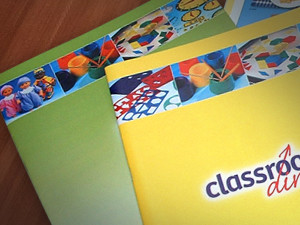 School Suppliers Catalogue Design