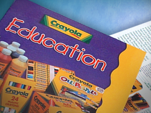 Crayola Education Catalogue Design and Print