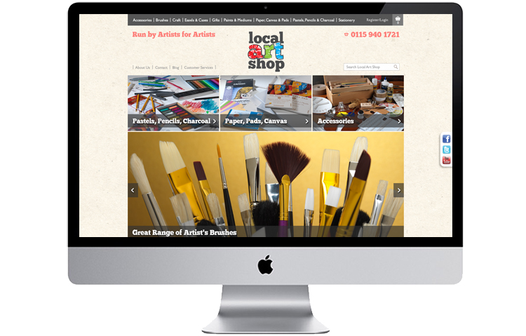 Magento ecommerce web designers Nottingham, peak district website designers, web designers Chesterfield