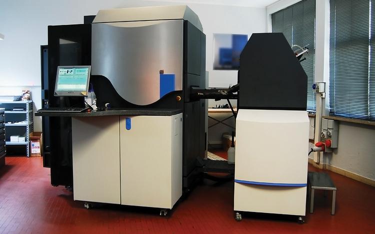 Digital catalogue printers
