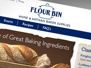Food Retailer Ecommerce Website