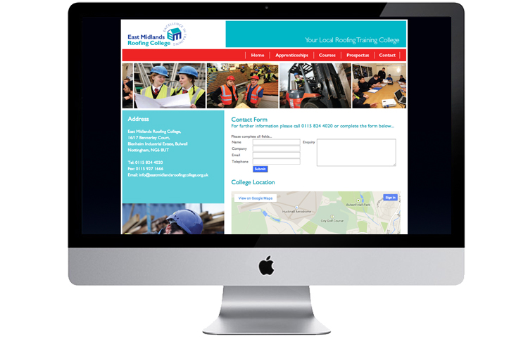 Schools and college website design, designers of school websites