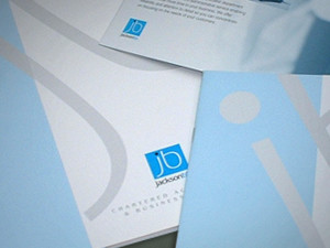 Accountants Brochure Design