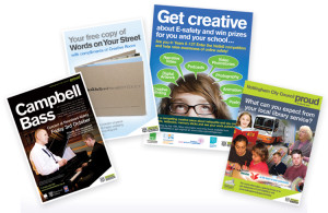 leaflet design nottingham, leaflet designers, flyer design nottingham