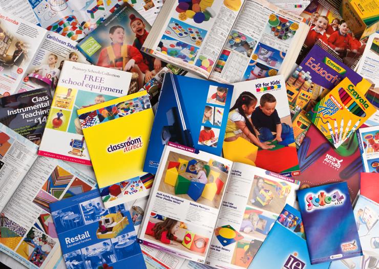 Education catalogue designers, school catalogue design, catalogue design company, graphic design company