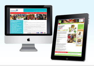 School website design, design for education, education website designers
