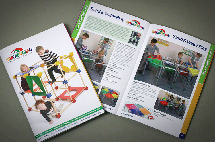 education catalogue design, catalogue design leeds, leeds catalogue designers, catalogue printers derbyshire, peak district website design, leeds catalogue printers, wakefield catalogue design