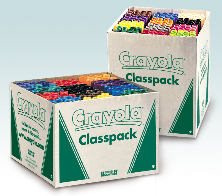 crayola packaging design, cardboard box design, pack design company, cardboard box print