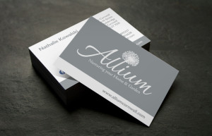Retail business card design chesterfield, shop card designers, business card printers peak district, business card design wadebridge