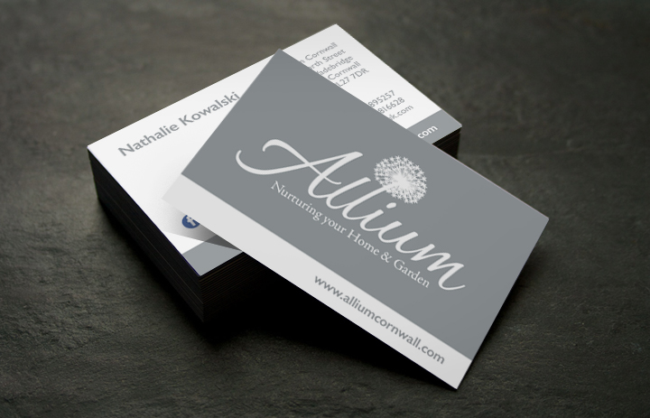 Andrew burdett design retail business cards design and print sheffield retail business card design chesterfield shop card designers business card printers peak district reheart Images