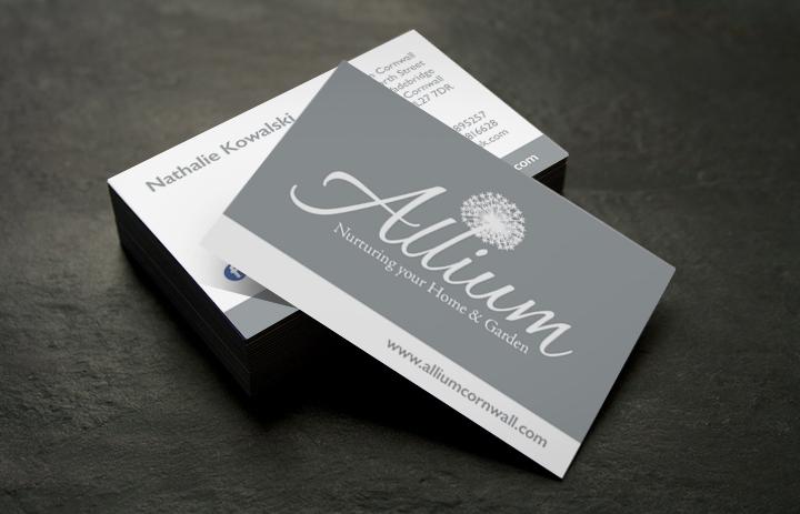 andrew burdett design retail business cards design and