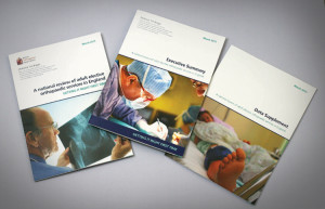 brochure design buxton, brochure design peak district, large report design sheffield, NHS report designers, report design company