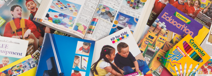 Catalogue design hints and tips