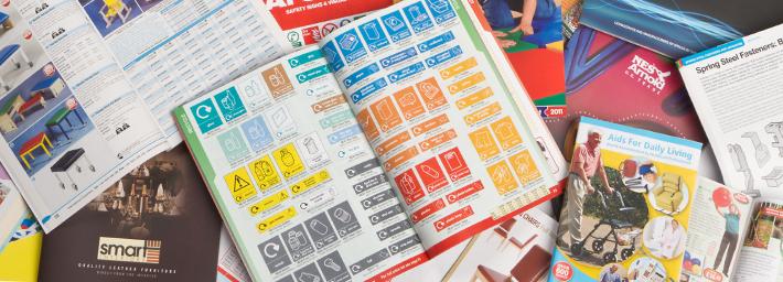 catalogue design company, graphic design peak district, catalogue designers, catalogue design