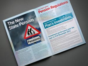 newsletter design sheffield, newsletter printers