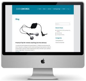 responsive website design, wordpress website design, peak district design company