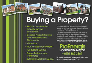 advert design for magazines, local mag advert design, advertising agency Nottingham, advert design company
