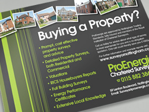 magazine advert design company sheffield