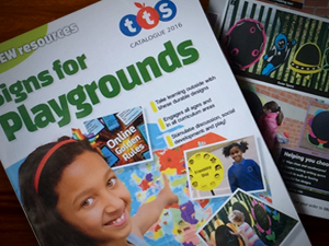 Playground Catalogue Design