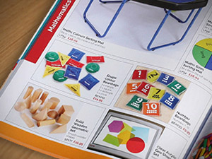 Nursery Catalogue Design