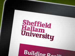 Website Design Sheffield Hallam