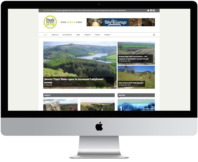 website design peak district, web designer hope valley, hope valley website design, responsive website deisgn, magazine website design
