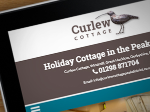 Holiday Cottage Web Design