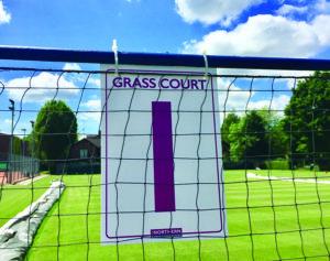 tennis club signage, sports club signage, club signs, pvc signage, sports club signs, tennis club signs, peak district signage company