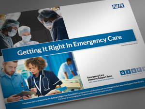 NHS Brochure Design