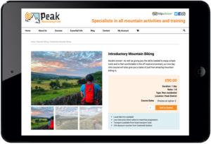 web desinger in the peak district